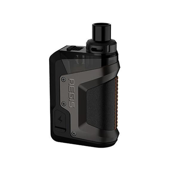 Geekvape Aegis Hero Pod Kit-Vaping Products-Geekvape-Gunmetal-Grow Guru Ltd
