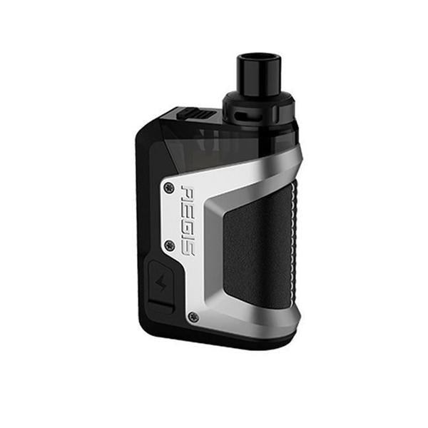 Geekvape Aegis Hero Pod Kit-Vaping Products-Geekvape-Silver-Grow Guru Ltd
