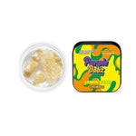 Purple Dabz by Purple Dank 1000mg CBD Crumble - Lemon Haze-CBD Products-Purple Dank-0.5g-Grow Guru Ltd
