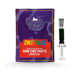 Purple Dank 1000mg CBD Raw Paste with Natural Terpenes - Zkittlez-CBD Products-Purple Dank-0.5g-Grow Guru Ltd