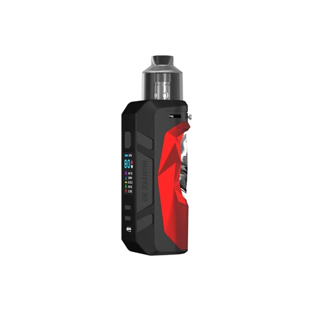 Sigelei Humvee 80W Kit-Vaping Products-Sigelei-Wine Red-Grow Guru Ltd
