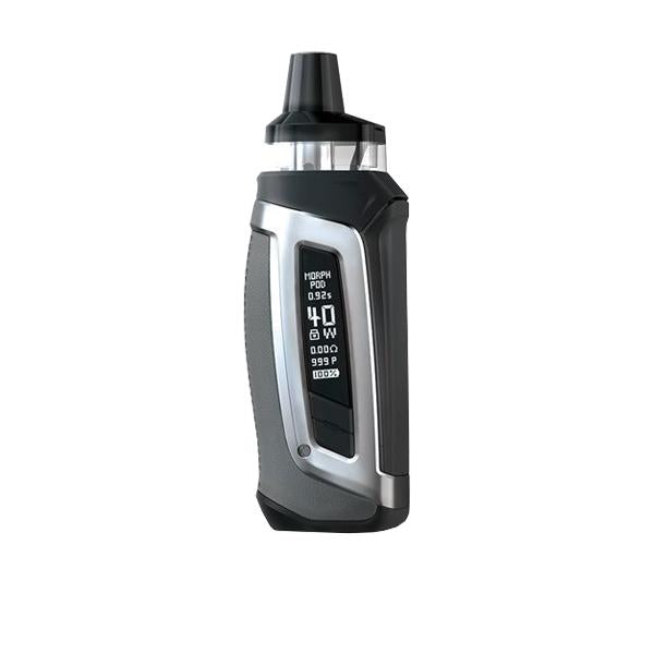 Smok Morph Pod 40 Kit-Vaping Products-Smok-Grey-Grow Guru Ltd