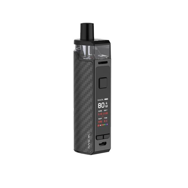 Smok RPM80 PRO Pod Kit-Vaping Products-Smok-Black Carbon Fiber-Grow Guru Ltd