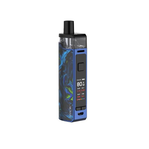 Smok RPM80 PRO Pod Kit-Vaping Products-Smok-Fluid Blue-Grow Guru Ltd