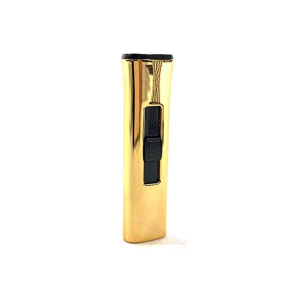 25 x USB Gold Design Lighter Display Pack - 8150-Smoking Products-Unbranded-Grow Guru Ltd