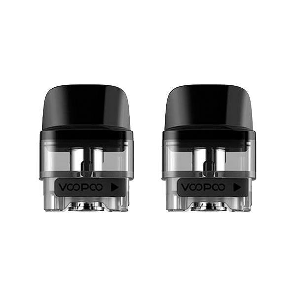 Voopoo Vinci Mesh Replacement Pods 2ml-Vaping Products-Voopoo-Grow Guru Ltd