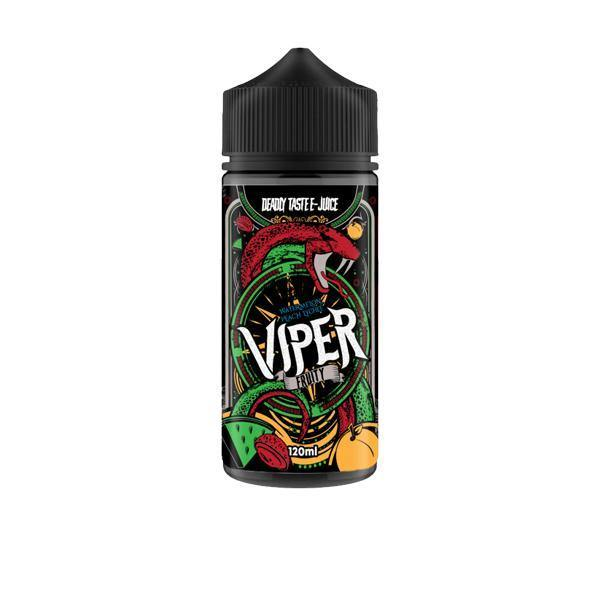 Viper Deadly Tastee E-Liquid 100ml Shortfill 0mg (70VG/30PG)-Vaping Products-Viper-Grow Guru Ltd