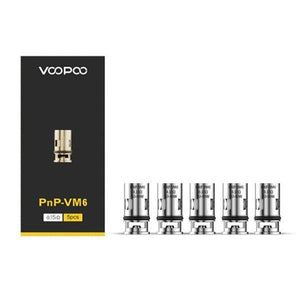 Voopoo Mesh Coil For Vinci Kit PnP-VM1 /VM3/ VM4/ VM5 / VM6-Vaping Products-Voopoo-Grow Guru Ltd