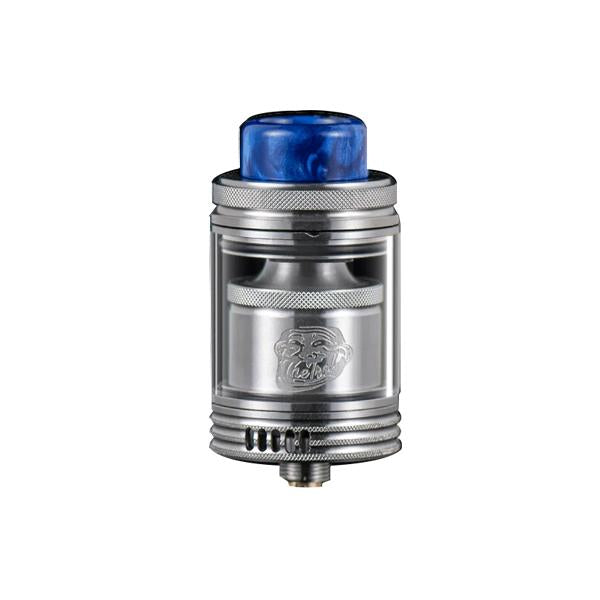 Wotofo The Troll X RTA Tank-Vaping Products-Wotofo-Stainless Steel-Grow Guru Ltd