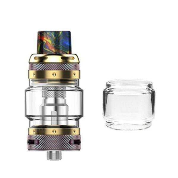 Voopoo uForce Extended Replacement Glass-Vaping Products-Voopoo-Grow Guru Ltd