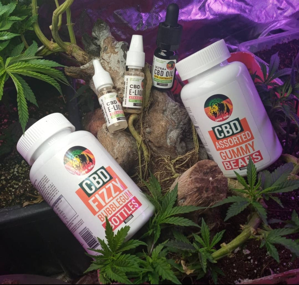 GROW GURU Signature Collection CBD Bundle-Grow Guru Ltd-Grow Guru Ltd