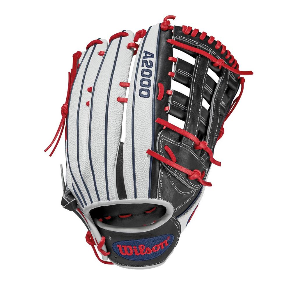 BALL GLOVE WILSON SLOWPITCH SP135  13.5'' S21 -