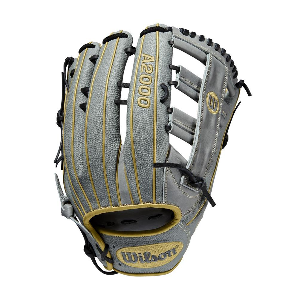 BALL GLOVE  WILSON SLOWPITCH BBG  13'' S21 -