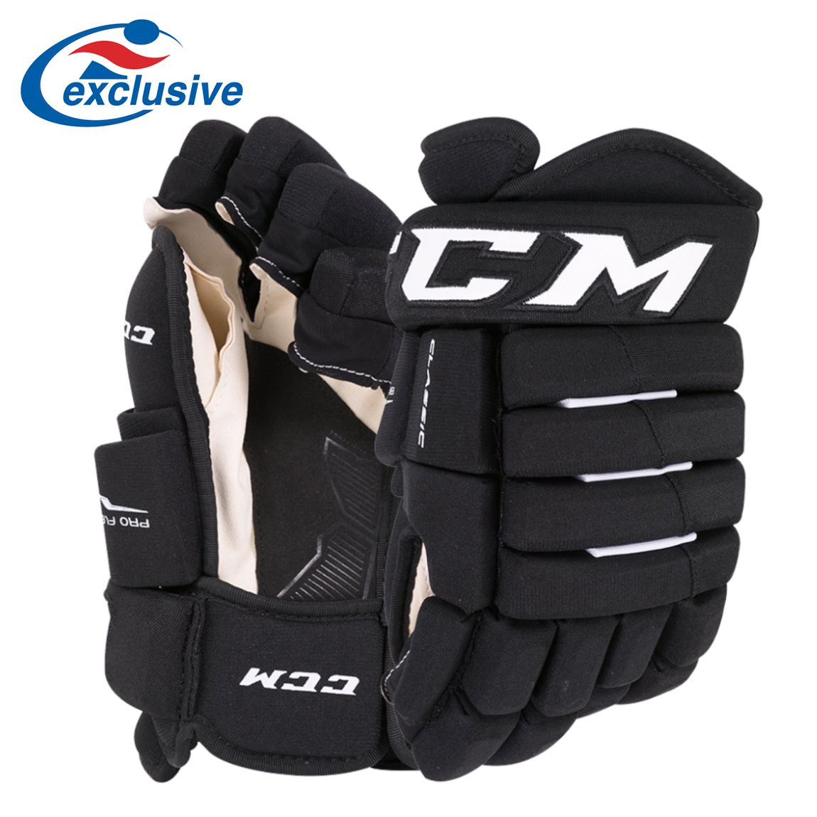 GLOVE SR CCM TACKS CLASSIC -