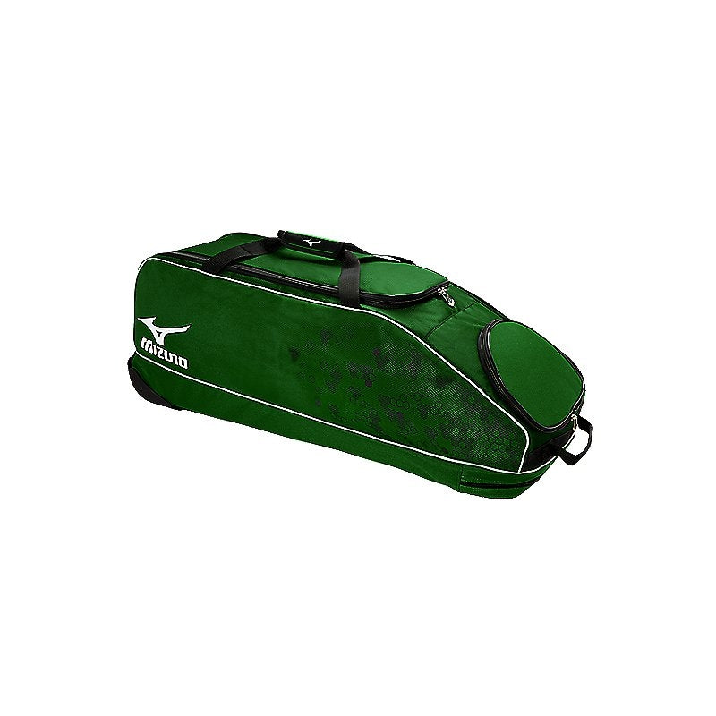 Mizuno Classic Wheel Bag (SEC) -  Green