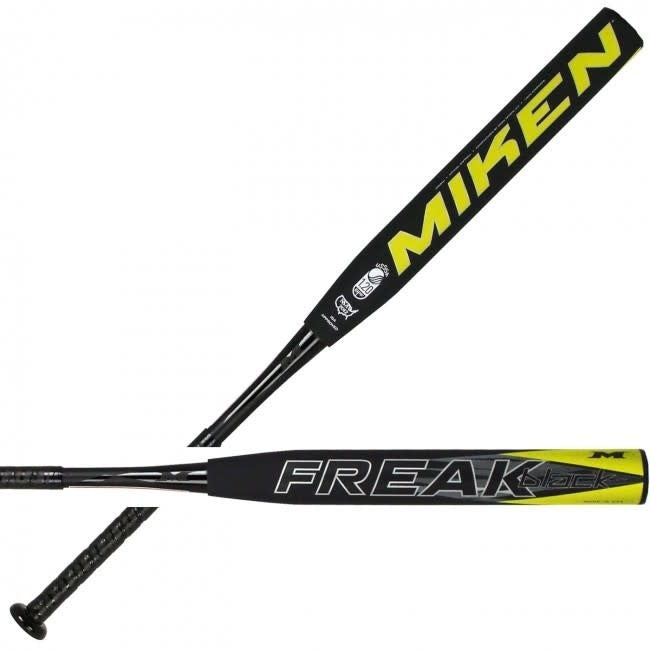 Miken Freak Black -