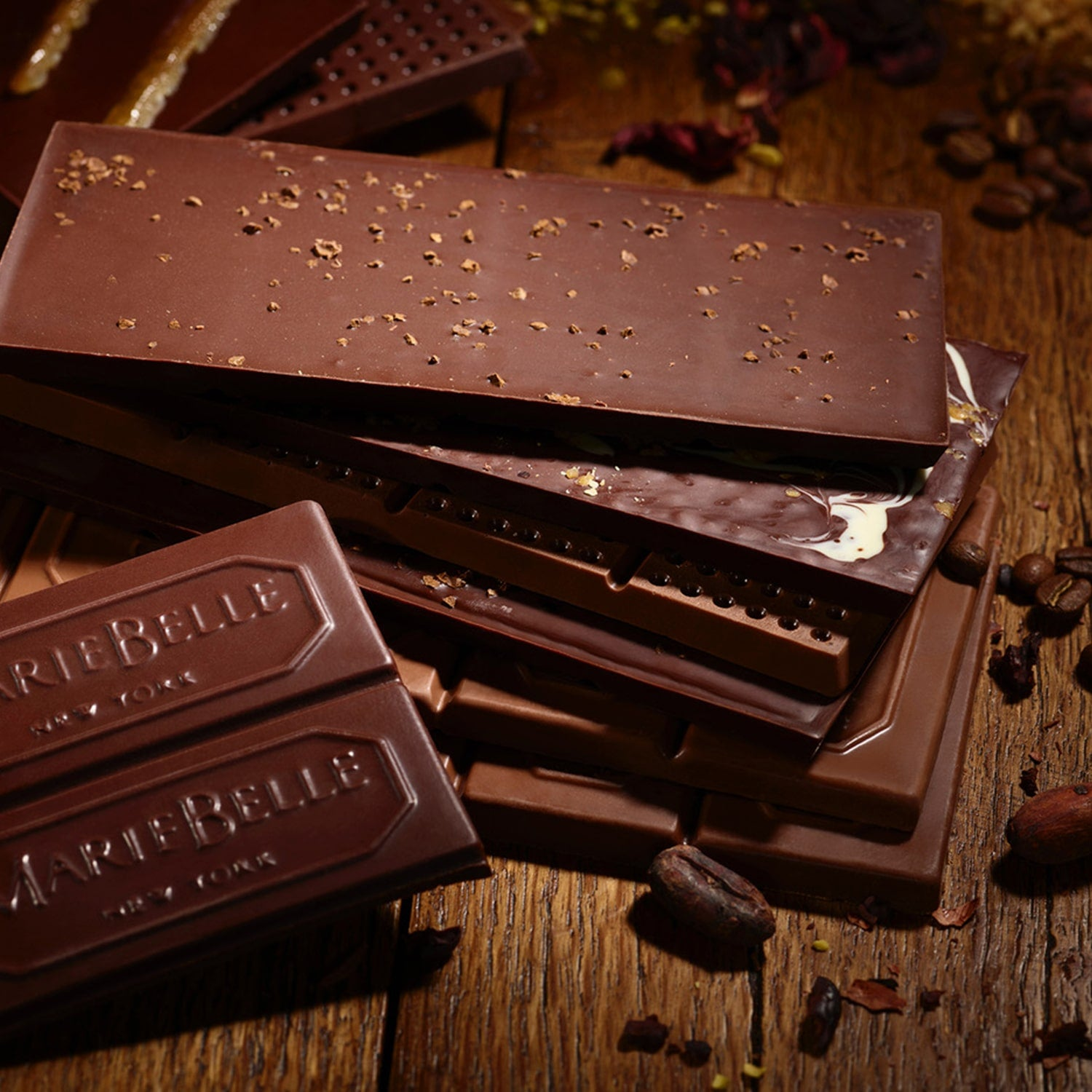 Collection image featuring chocolate bars.