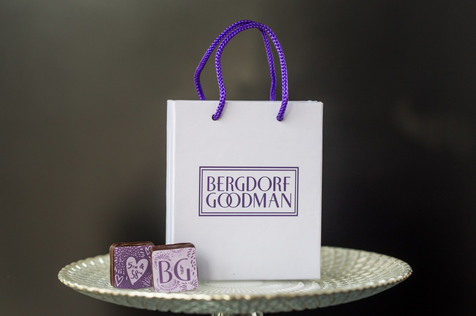 Signature Ganache 2 piece for Bergdorf Goodman.