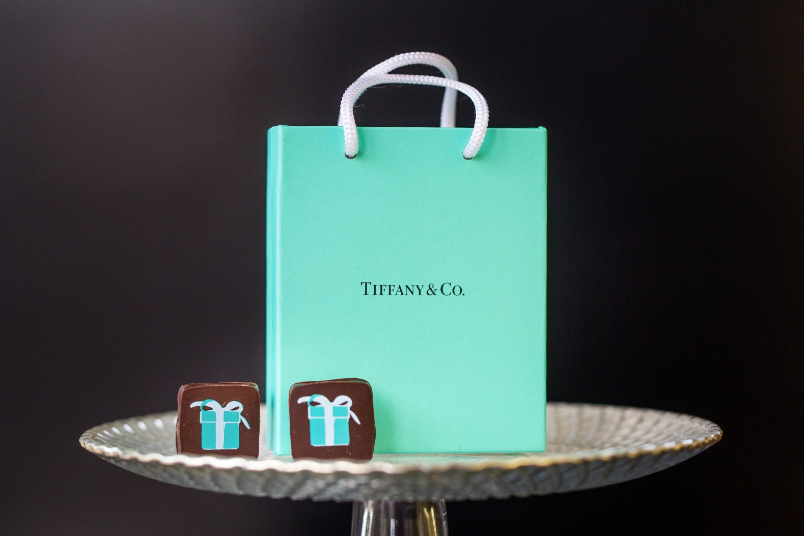 Signature Ganache for Tiffany & Co.