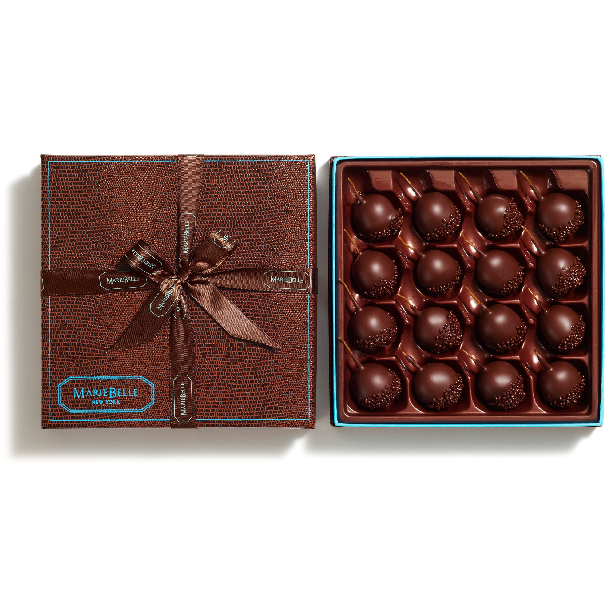 16pc Chocolate Cherries Box
