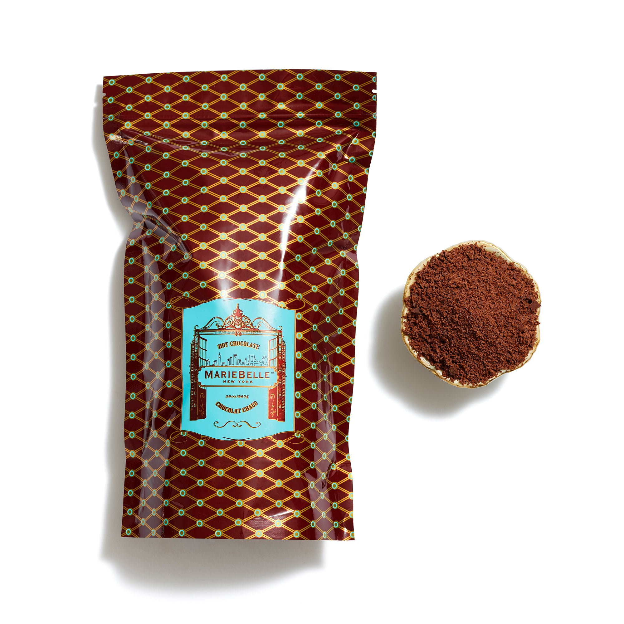 20oz Aztec Hot Chocolate Refill Bag