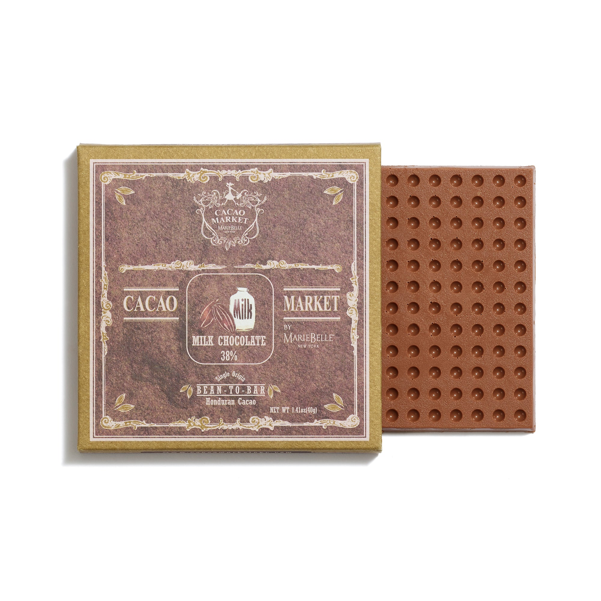 40g 38% Milk Chocolate Bar