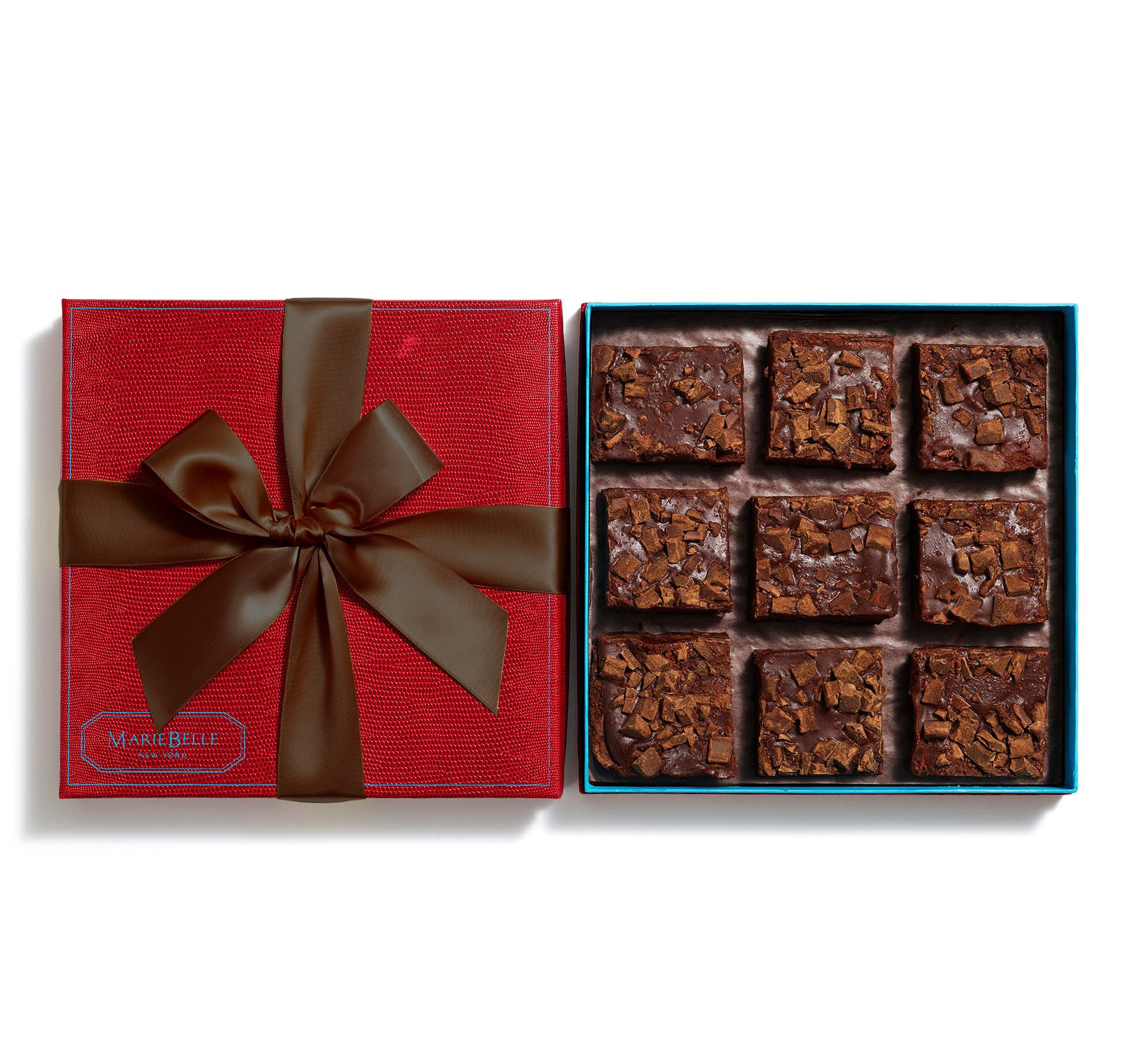 9pc Brownie Box