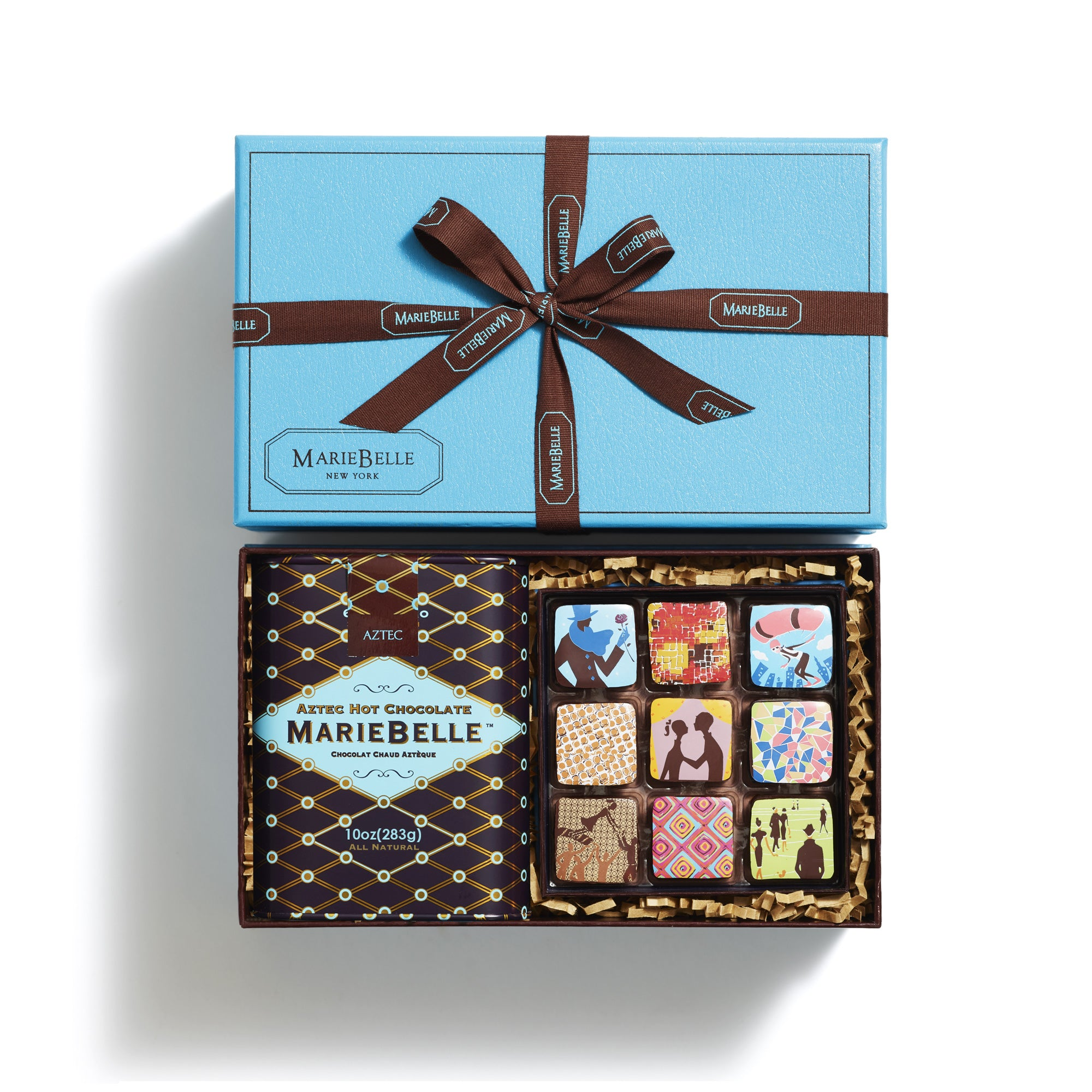 Duo Ganache Chocolate Giftset