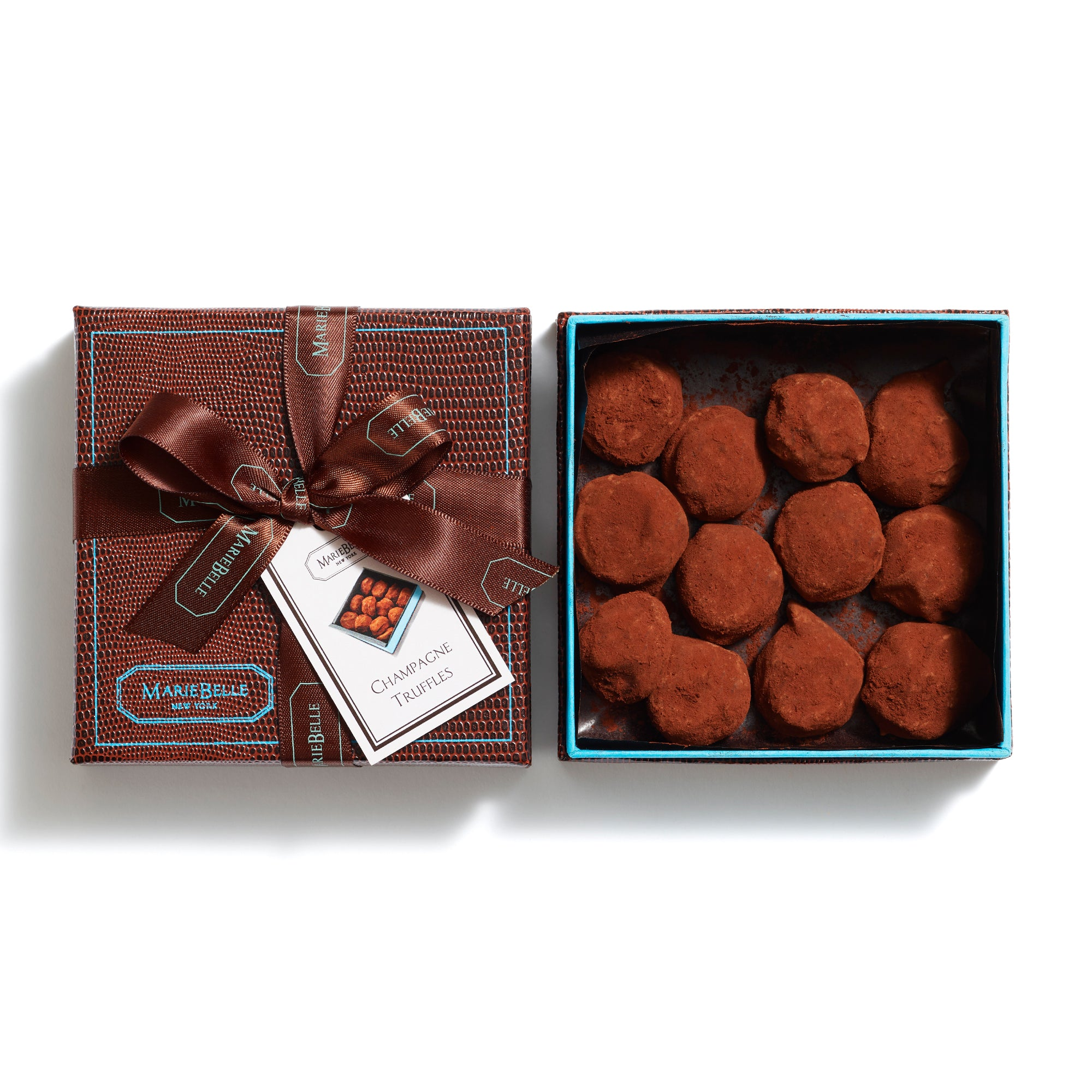 Truffle Champagne 12pc Box