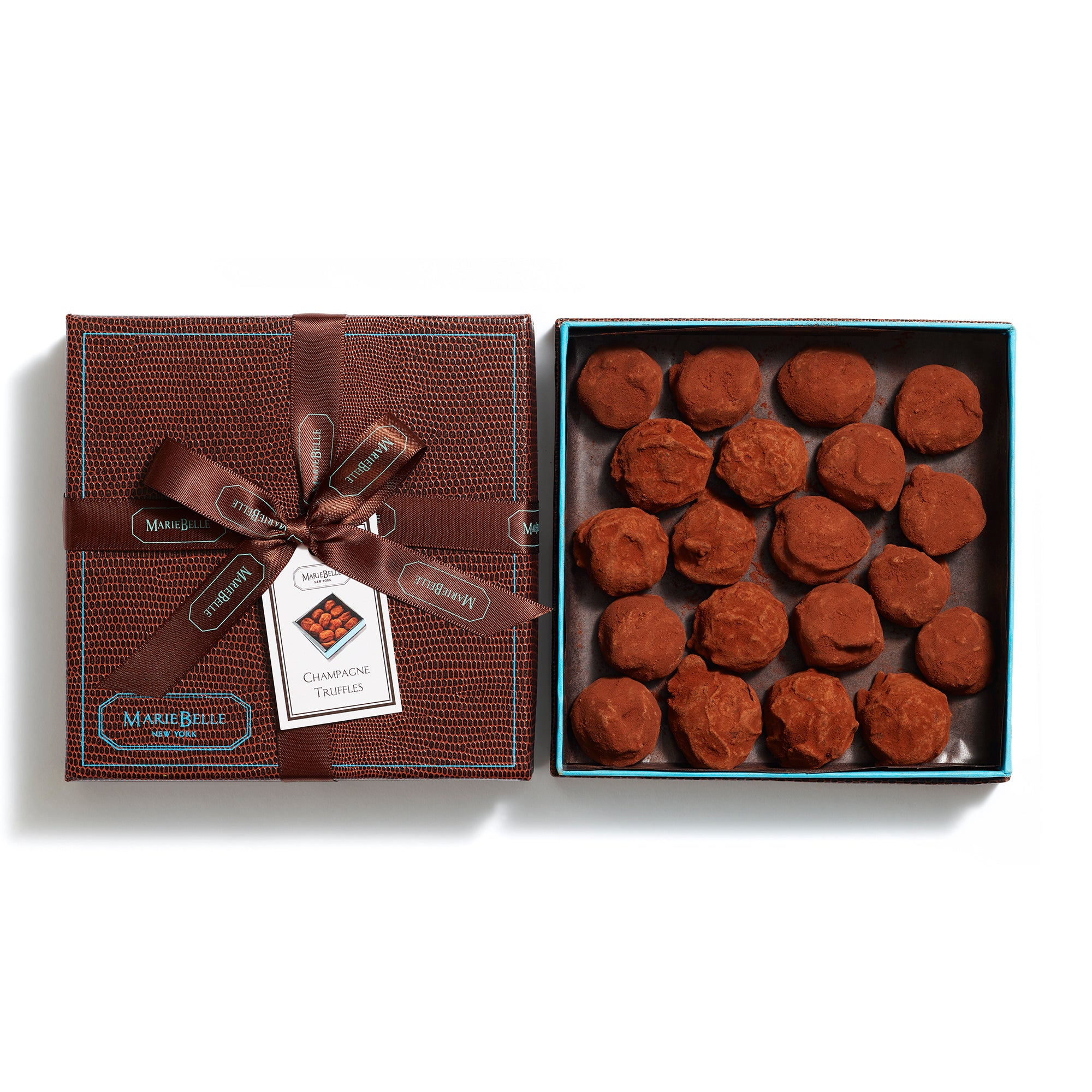 Truffle Champagne 20pc Box