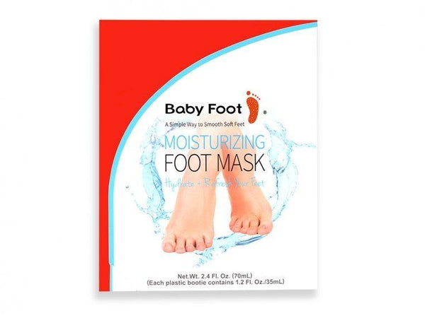 Baby Foot Moisturizing Foot Mask - Bristol Hairdressing