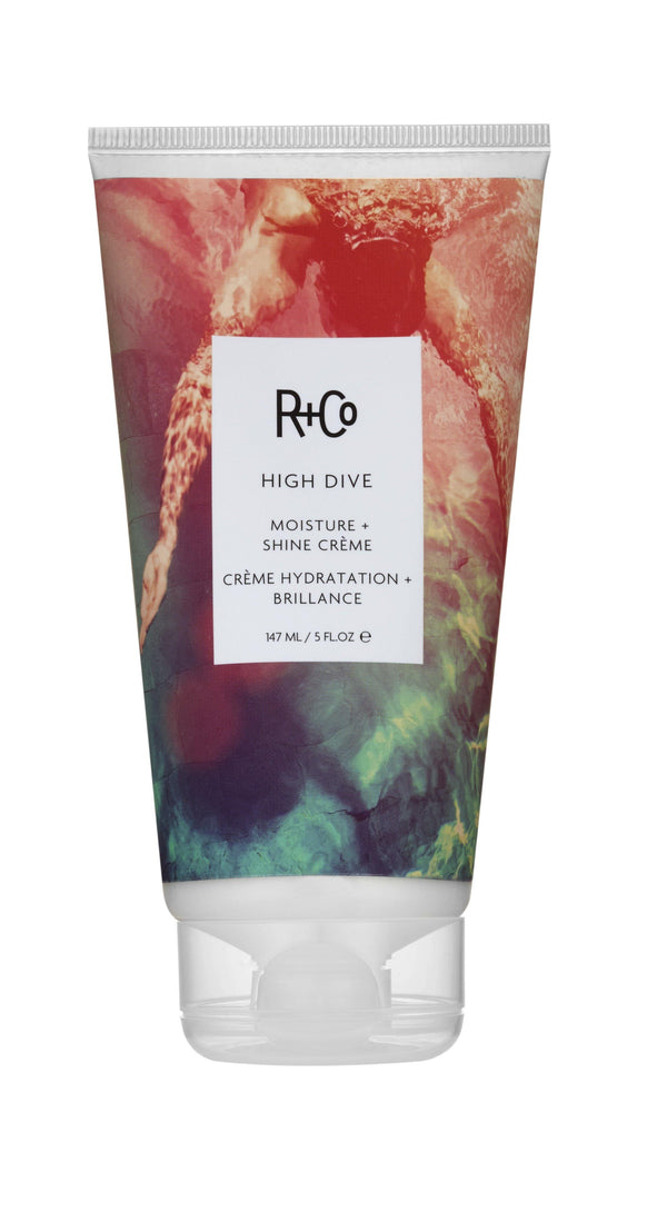 High Dive - Moisture + Shine Crème - Bristol Hairdressing