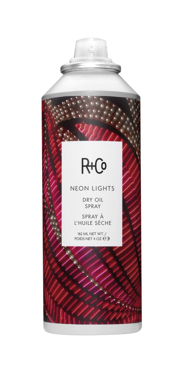 Neon Lights - Dry Oil Spray - Bristol Hairdressing