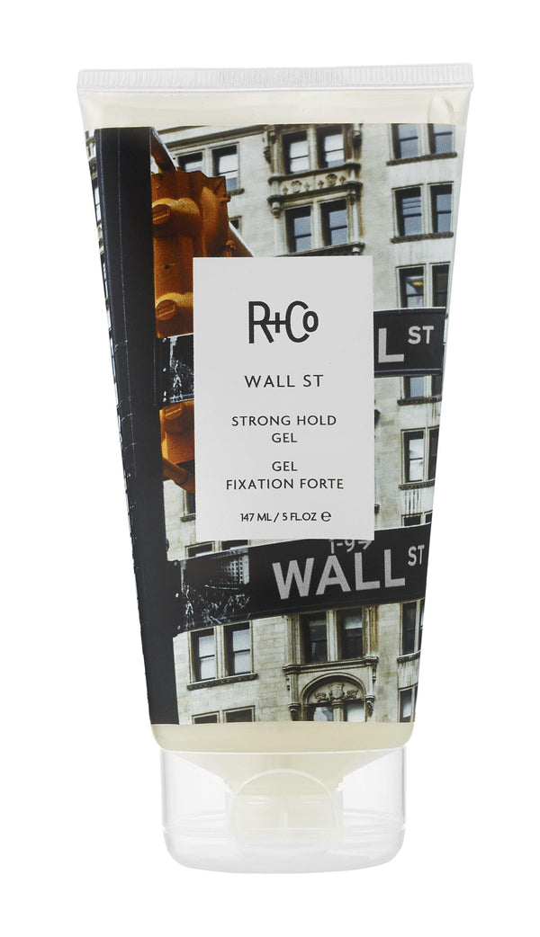 Wall St. - Strong Hold Gel - Bristol Hairdressing