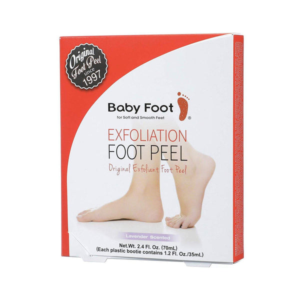 Original Baby Foot Peel - Bristol Hairdressing