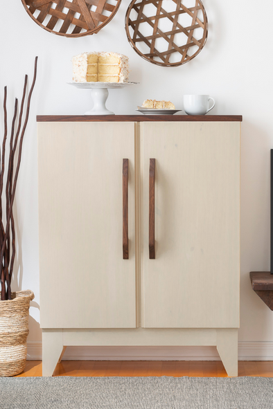 IKEA HACK – IVAR CABINET TO SMALL ARMOIRE
