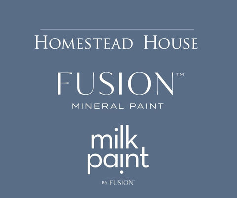 Homestead House / Fusion Mineral Paint / Milk Paint by Fusion