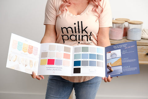 Jennylyn Milk Paint by Fusion Colours Brochure