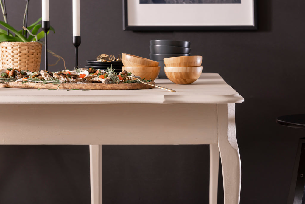 Dining to Console Table in Oyster Bar