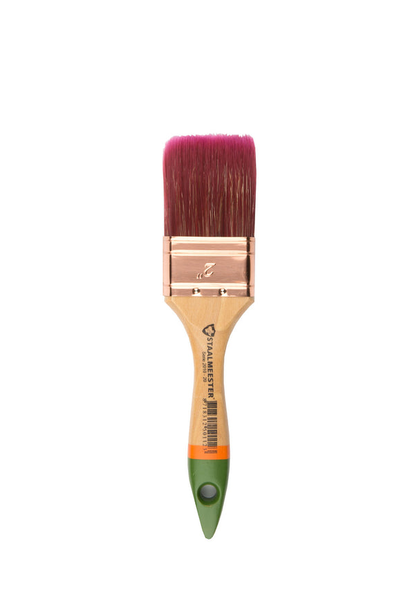Staalmeester® Original Series Flat Brushes - 3 Sizes