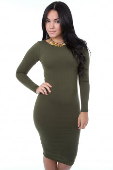 Bodycon Stretch Dress
