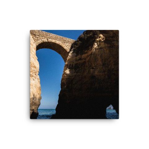 Arches and the sea (1:1)