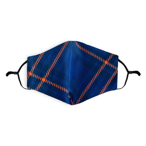Navy Face Mask | Tartan | Scottish