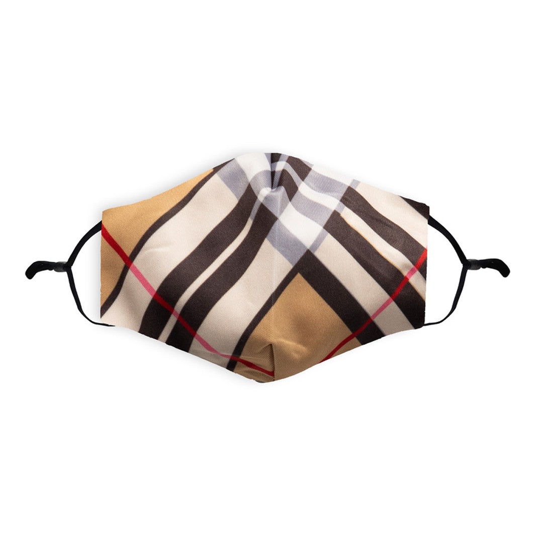 Tartan Face Masks | Scottish |  Coquitlam