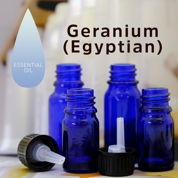 Geranium (Egyptian) Essential Oil