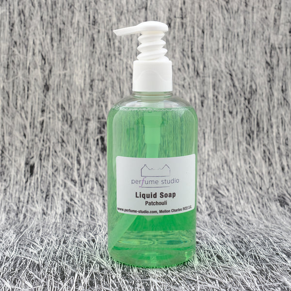 Patchouli Liquid Soap