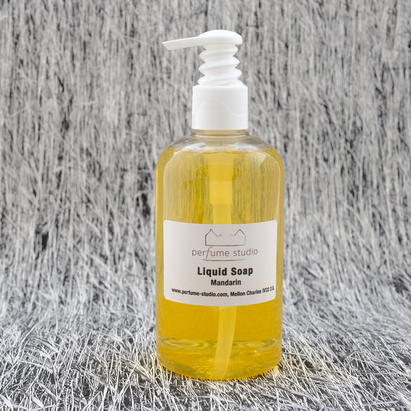 Mandarin Liquid Soap