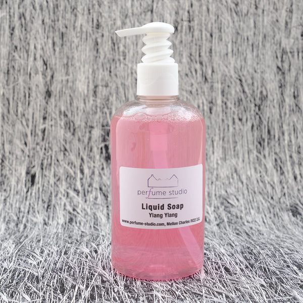 Ylang Ylang Liquid Soap