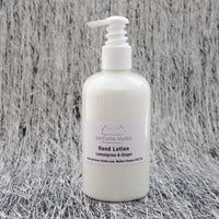 Lemongrass & Ginger Hand Lotion