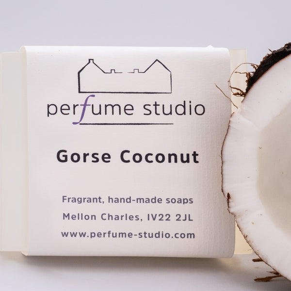 Gorse Coconut Soap